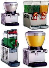 Granizadoras / Horchateras / Distribuidoras de: yogurt, zumos, café, té....