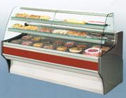 Vitrinas Refrigeradas Pasteleras con Reserva