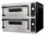 HORNO PIZZAS BASIC 6+6 PIZZAS DE 35 CMS LARGE