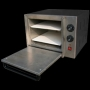 HORNO PIZZAS DOBLE: 2 DE 30 CMS